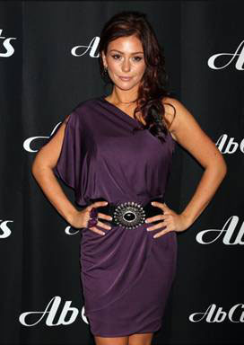 "JWoww Gets ""Wow!"" Looks for Great  In Add Minus Dress! Celebrity Style Spotting!"