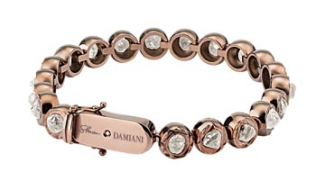 Celebrity Style Spotting: Sharon Stone Partners with Damiani to Create a Jewelry Collection -with a PURPOSE!!