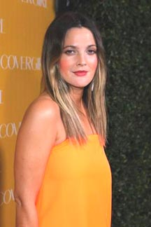 Be a Covergirl. Get Drew Barrymore's Look for the 50th Anniversary of CoverGirl Cosmetics