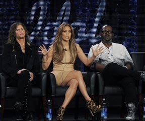 Get the Scoop on American Idol from JLO Courtesy of Terra USA!