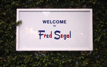 Fred Segal Santa Monica 50% Off Sale Hits Jan. 14 -Jan 31. Hurry For Best Selection!
