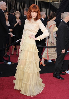 Celebrity Style Slam: Nancy Lichtenstein Talks about Cate Blanchett and Florence Welch in Part 1